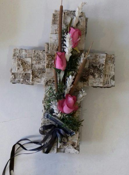 Krzyż na grób