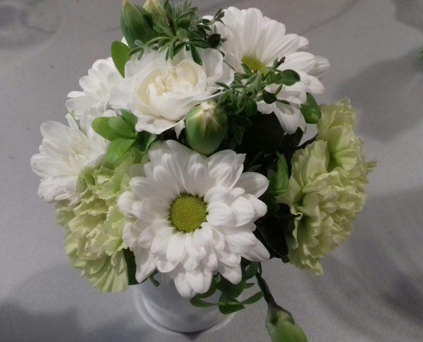 Mini flower box