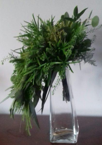 Bukiet z liści