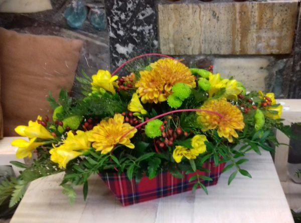Flower box torebka