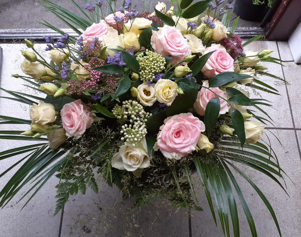Bukiet z kwiatów mieszanych