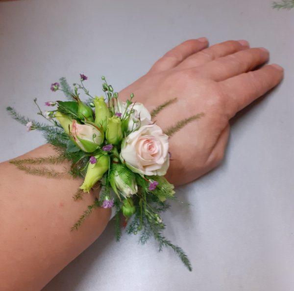 Bransoleta ślubna
